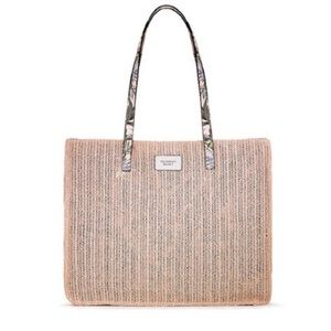 Brand new with tags Victoria's Secret Beach Bag